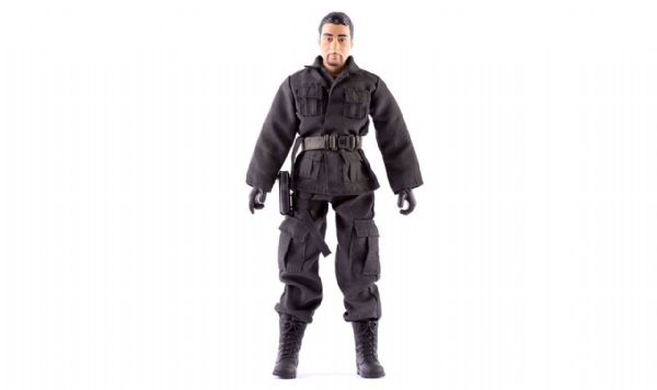 World Peacekeepers Navy Seal Night Ops 12in Poseable Army Action Toy Figure